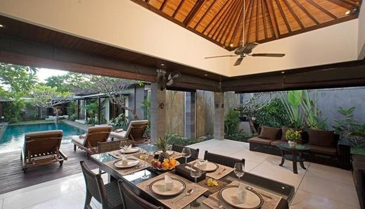 M & D Villa Seminyak Bali - Interior