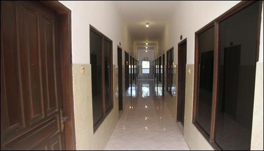 Pandora Hotel Lombok - interior