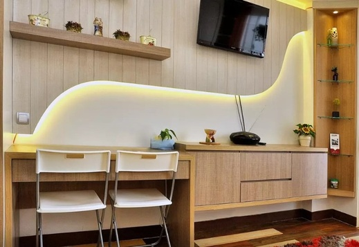 D' Rooms at Scientia Gading Serpong Tangerang - Interior