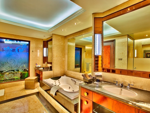 The Trans Villa Bali Bali - Villa Bathroom