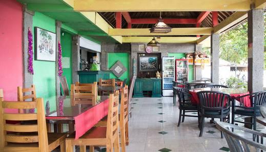Ananda Beach Hotel Bali - Restaurant