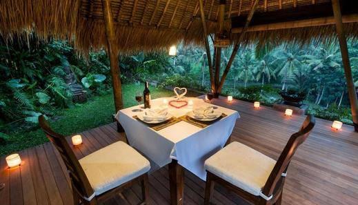 Cepik Villa Sidemen Bali - Interior