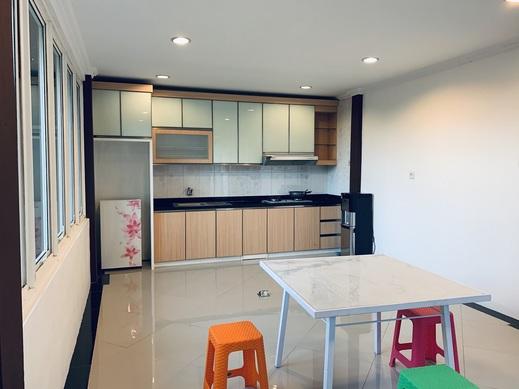 Omah Ngangeni Homestay Yogyakarta - Dapur bersama