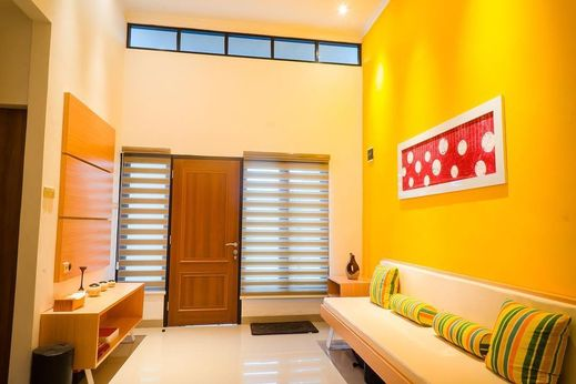 Pelangi Guesthouse Belitung - Interior