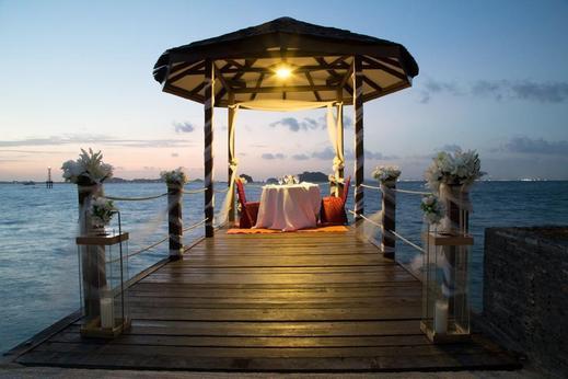 KTM Resort Batam - Exclusive Candle Light Dinner