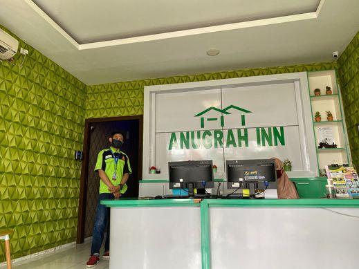 Anugrah Inn Tangerang - Receptionist