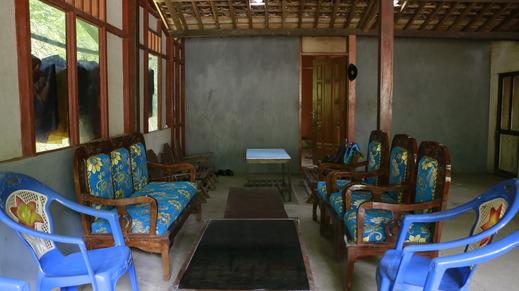 Homestay Jemiran Yogyakarta - Living room