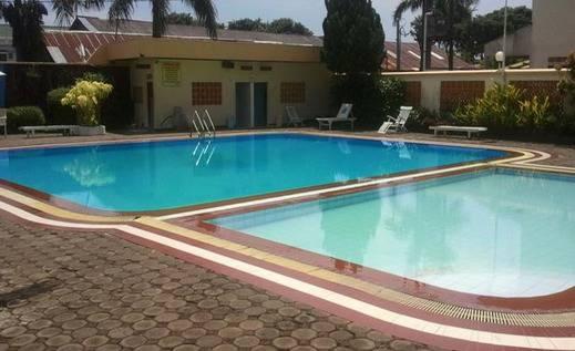 Jepara Indah Hotel Jepara - Kolam Renang
