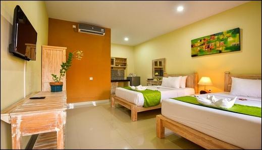 The Rani Garden Bed & Breakfast Bali - room