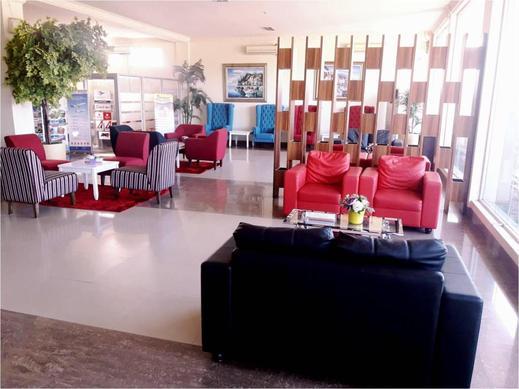 Je Meridien Hotel Sorong Sorong - interior