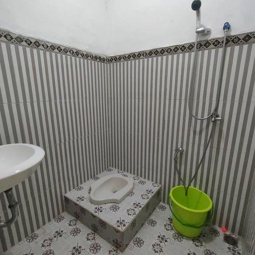 Homestay Bidara Dieng Wonosobo - Bathroom