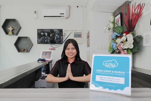 Airy Taman Sari Mangga Besar Enam Utara 7B Jakarta Jakarta - Receptionist