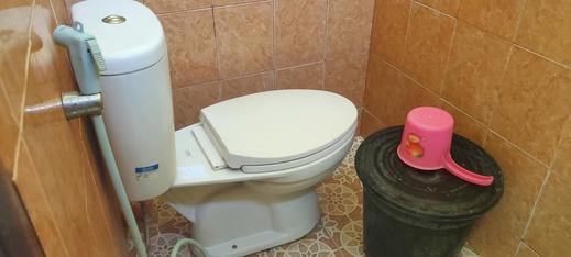 Alissa Motel Jogja - Bathroom