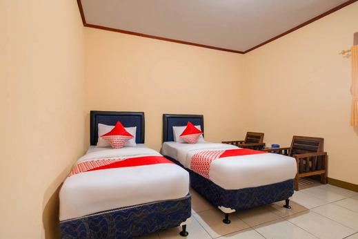 OYO 2900 New Bukit Kasih Lembang - Bedroom
