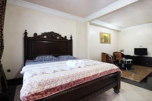 Aries Biru Hotel Puncak - Deluxe