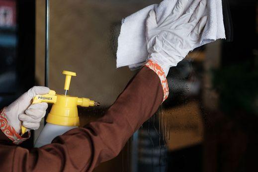 Aries Biru Hotel Puncak - kebersihan