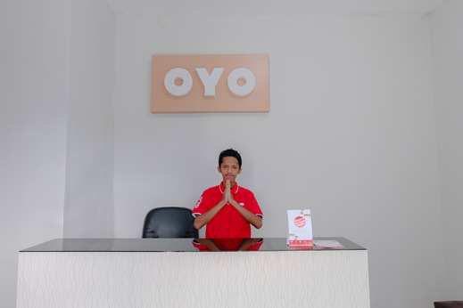 OYO 973 Turukene Malang - Reception