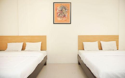 Namira Hotel Syariah Yogyakarta - Bedroom