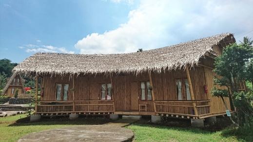 Balkondes KembangLimus Magelang - Pring Gombong Wulung