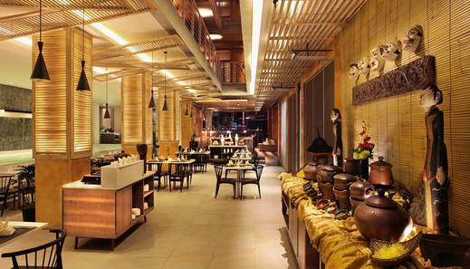 Ayola Jimbaran Bali Bali - Restoran