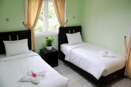 The Aquina House Bogor - deluxe twin