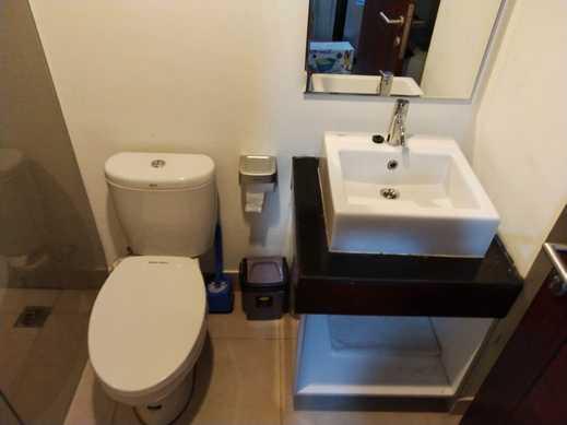 Apartemen Tera Residence Bandung - Bathroom