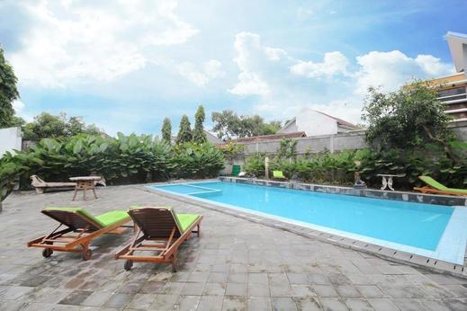 Airy Utara Stadion Maguwoharjo 8 Yogyakarta - pool
