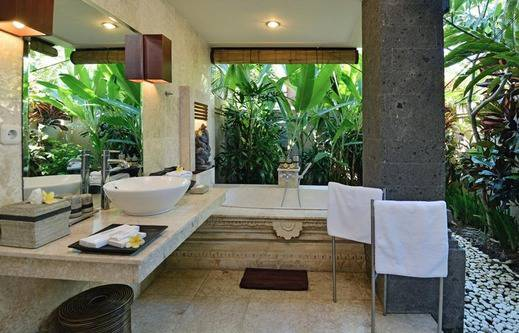 Lidwina Villa by Nagisa Bali Bali - Kamar mandi