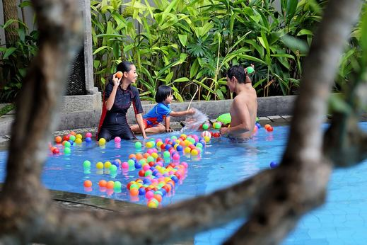 Grand Serela Setiabudhi by KAGUM Hotels Setiabudhi - Outdoor Pool