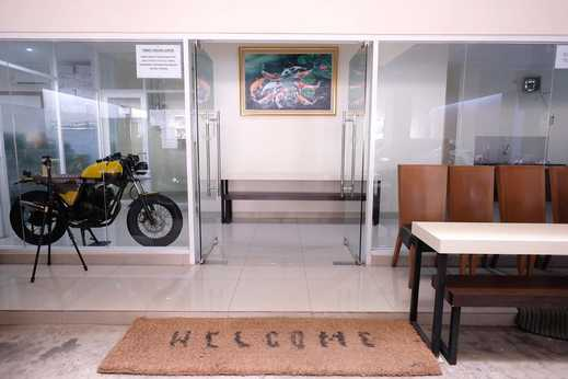 Giant Kost Tangerang - Entrance