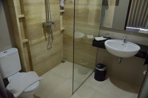 Alam Hotel By Cordela Medan - Toilet