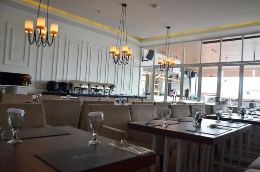 Alam Hotel By Cordela Medan - Restaurant
