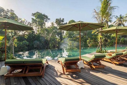 Adiwana Suweta Bali - Pool