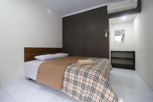 Bamboe Inn 2 Homestay Bandar Lampung - Guestroom