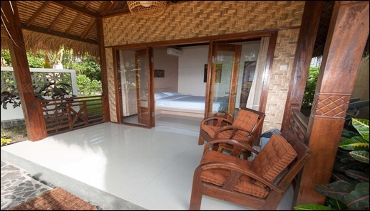 Si Pitung Village Lombok - exterior