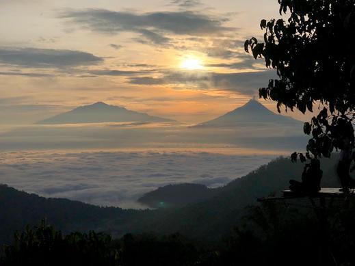 Nusalink at Bukit Ngisis Jogja - View