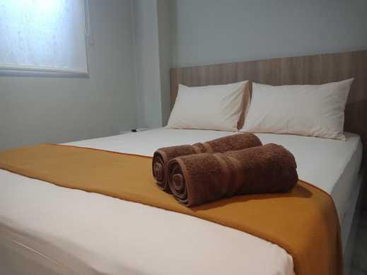 Hotel Alibaba Banjarmasin - Single Bed