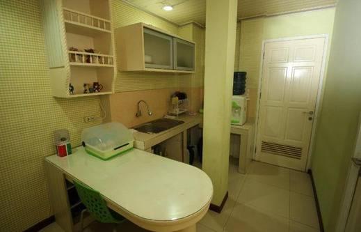 O Green Hotel Padang - Dapur