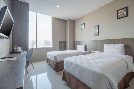 Lynt Hotel Makassar Makassar - Bedroom