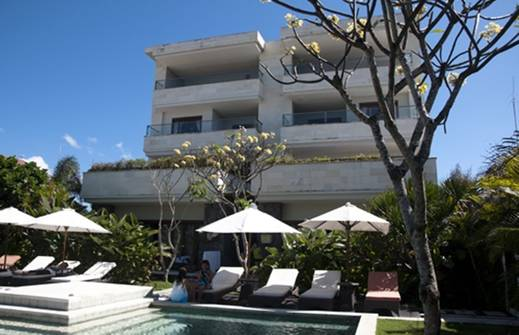 The Segara Condotel Bali - Sekeliling Condotel