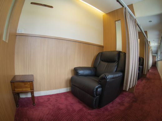 d'primahotel Airport Jakarta IA - lazy chair