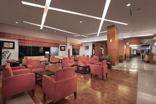 Aston Tanjung Tabalong - lounge