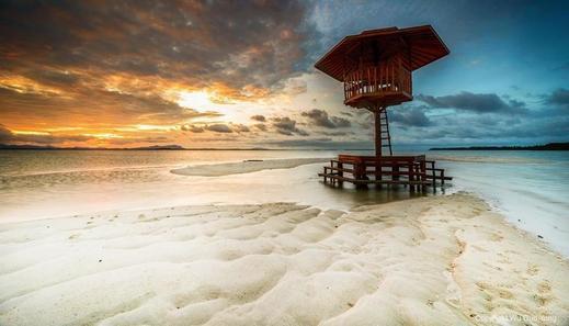 Leebong Island Resort Belitung - Sea