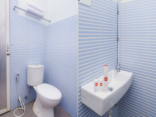 OYO 632 Hotel Mulana Banda Aceh - Bathroom
