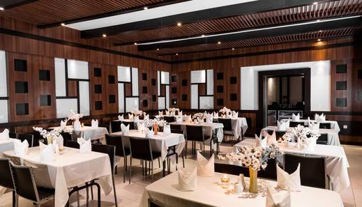 Atsari Hotel & Bungalow Danau Toba - Restoran