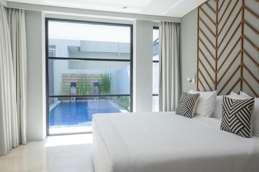 Origin Seminyak Bali - 2 Bedroom Pool Villa - 2nd Bedroom