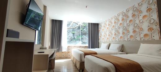 Lereng Bromo Hotel Pasuruan - Triple Deluxe Room