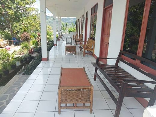 Pondok Hidayah Ende - Terrace