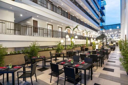 Clove Garden Hotel & Residences Bandung - Garden