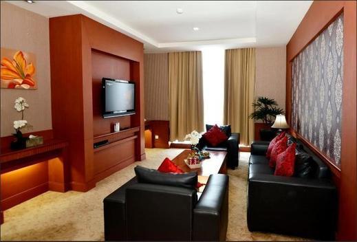 Abadi Suite Hotel   - BAR, Cafe, and Lounge